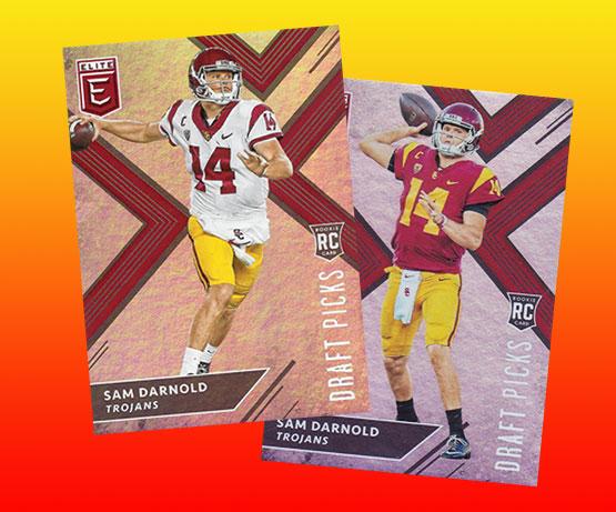 Verzamelkaarten, ruilkaarten 2018 Panini Elite Draft Picks Aspirations Purple 143 Robert Foster Football Card Verzamelkaarten: sport