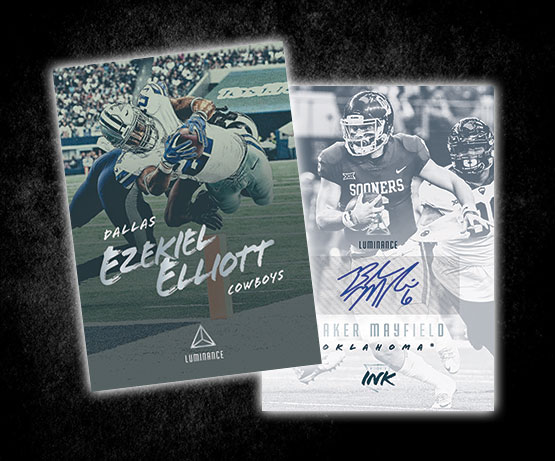 2018 Panini Luminance Football