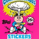 23 1985 Garbage Pail Kids