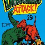 24 1988 Dinosaurs Attack!