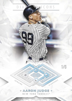 2018 Topps Diamond Icons Baseball Diamond Relics