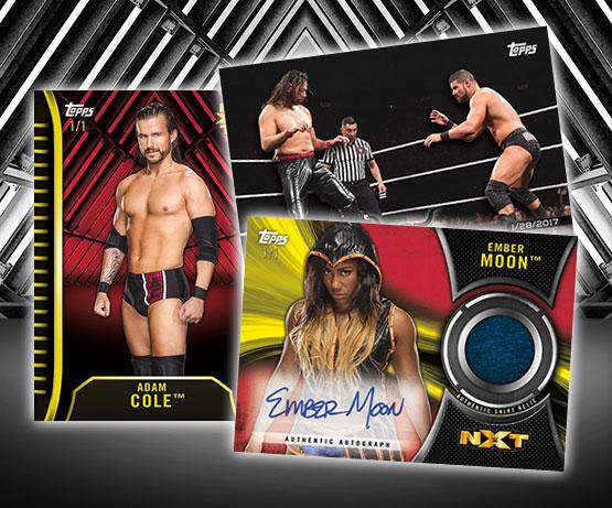 2018 Topps WWE NXT