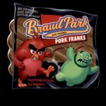2018 Topps Wacky Packages Go to the Movies Brawl Park