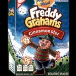 2018 Topps Wacky Packages Go to the Movies Freddy Grahams