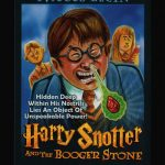 2018 Topps Wacky Packages Go to the Movies Harry Snotter