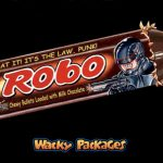 2018 Topps Wacky Packages Go to the Movies Robo