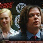 2018 Upper Deck Daredevil Seasons 1 and 2 Parallels Black B