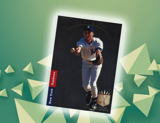 1993 Sp Derek Jeter Rookie Card Sells For 99100