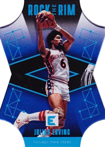 #57 George Hill 2017-18 Panini Essentials Basketball Sammelkarte