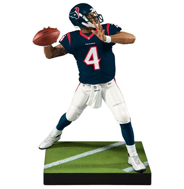 77b04df00e3 The biggest name in 2018 McFarlane Madden 19 Ultimate Team Series 2 is one  of the NFL s greatest quarterbacks