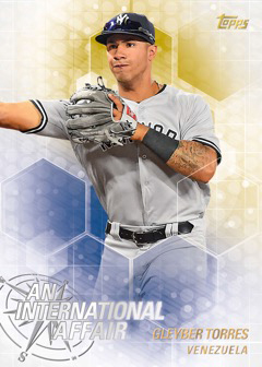 2018 Topps Update Baseball An International Affair