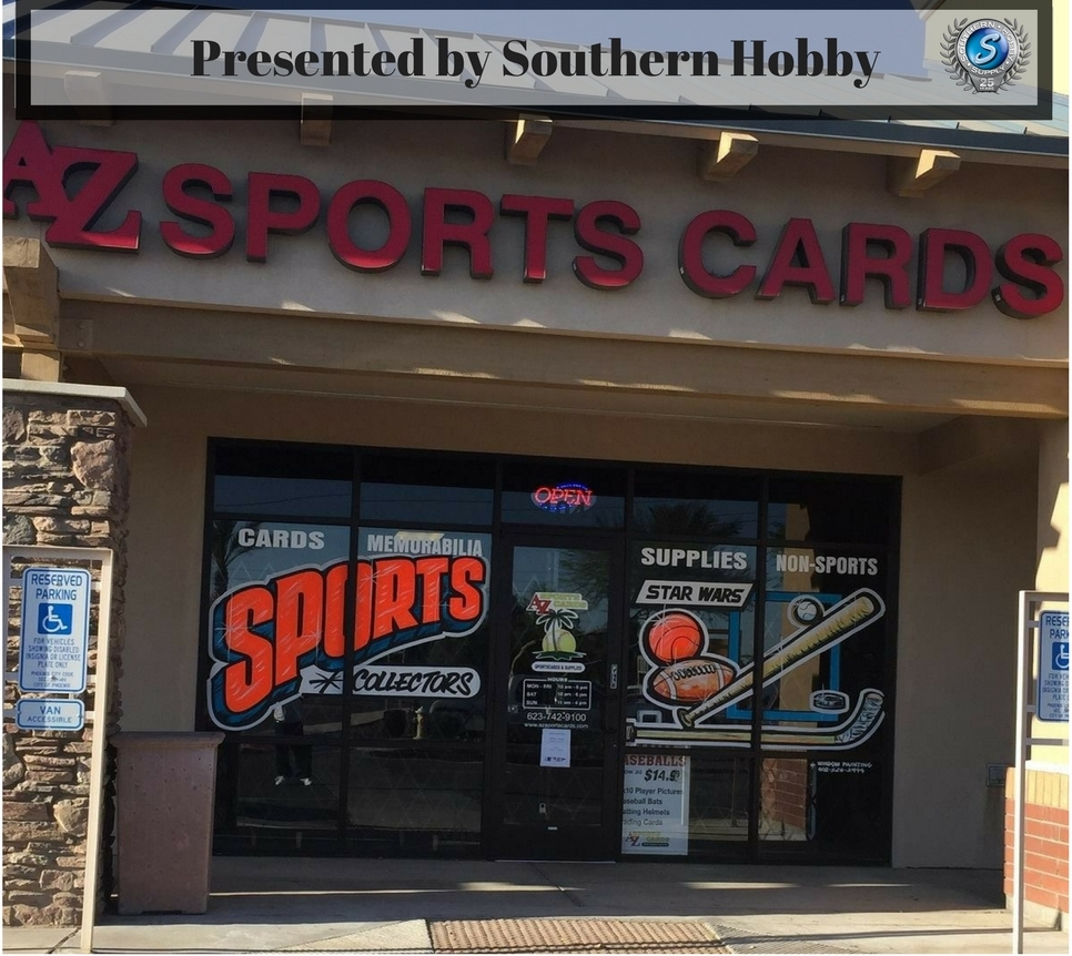 Local Card Shop Of The Week Diamond King Sports Cards Beckett News