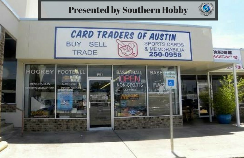 Local Card Shop Of The Week Card Traders Of Austin