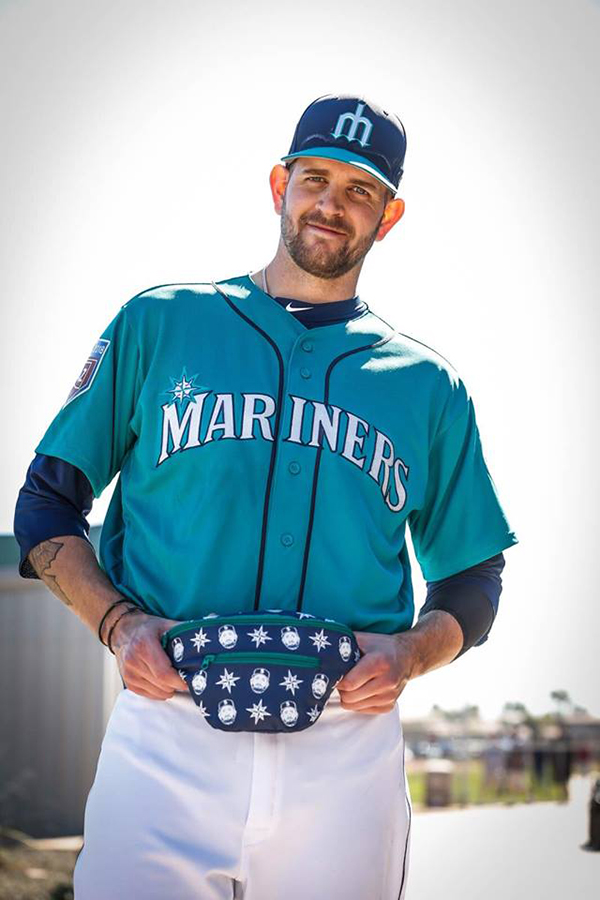 new concept 2dd65 fc59b James Paxton Fanny Pack Proves Popular Among Hobby Fashionistas