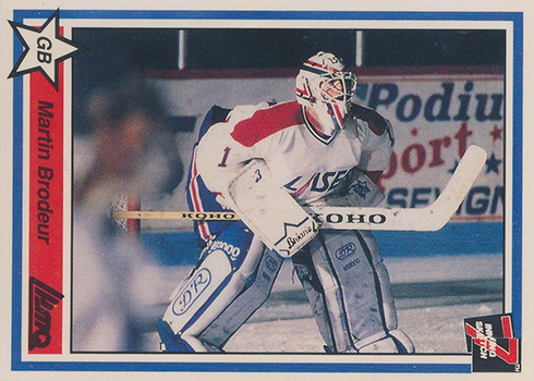 Martin Brodeur Rookie Card Guide Gallery And Details