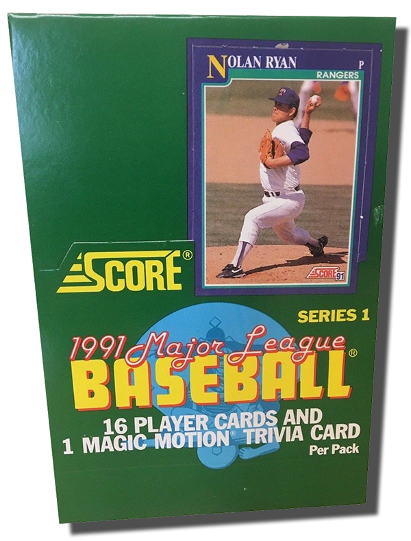 16 Reasons To Love 1991 Score Baseball Cards