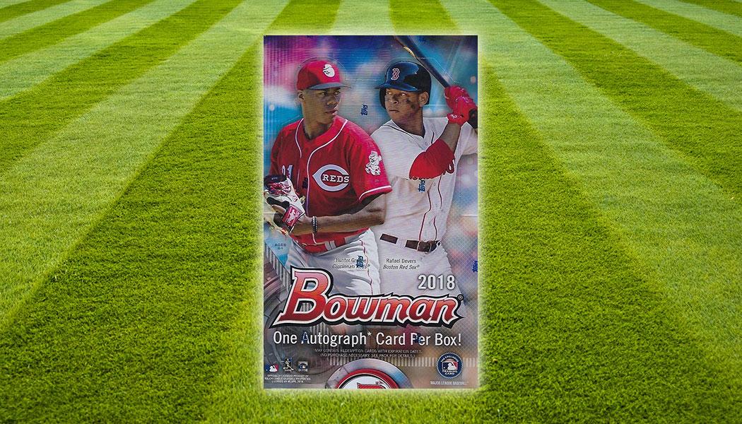 29ca09e0786 2018 Bowman Baseball Box Busters
