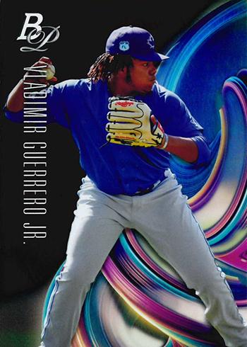 2018 Bowman Platinum Baseball Prospects Vladimir Guerrero Jr