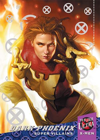 2018 Fleer Ultra X-Men Dark Phoenix