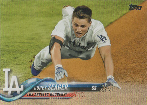 2018 T S2 556 Corey Seager