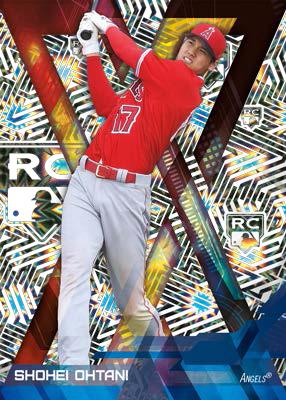 2018 Topp High Tek Baseball Rookie Tek