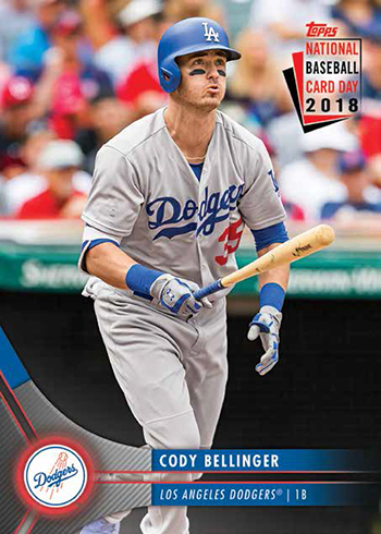 2018 Baseball Cards Release Dates Checklists Price Guide