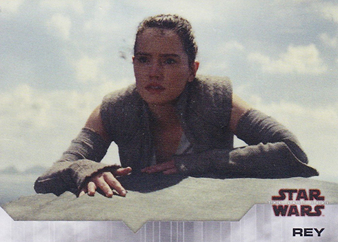 2018 Topps On Demand Star Wars The Last Jedi Base 1