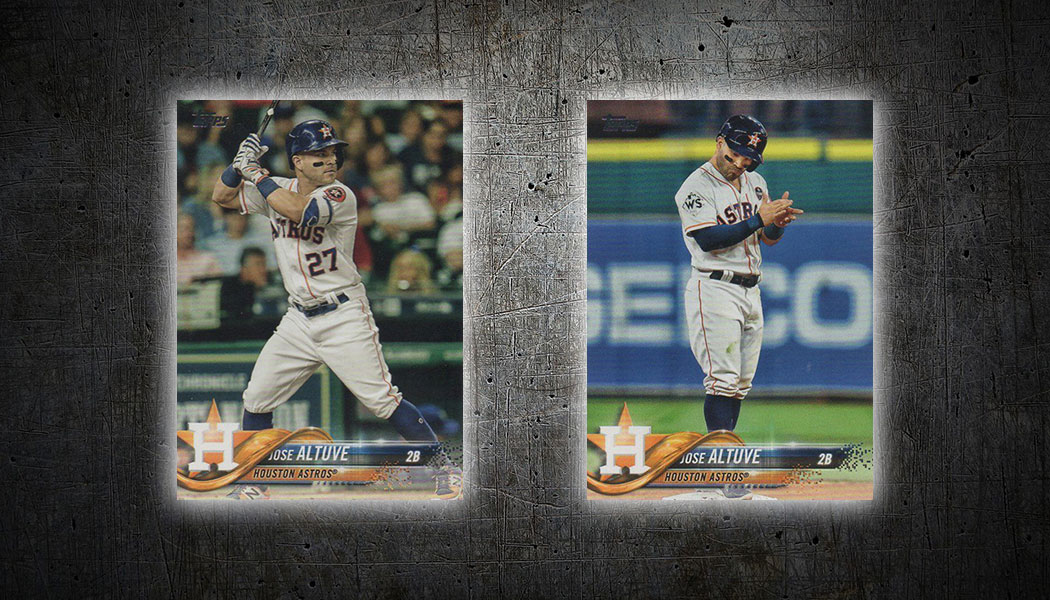 2018 Topps Series 2 Baseball Variations Checklist Sp Ssp Gallery