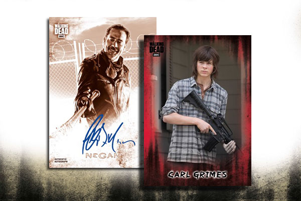 2018 Topps Walking Dead: Hunters and the Hunted