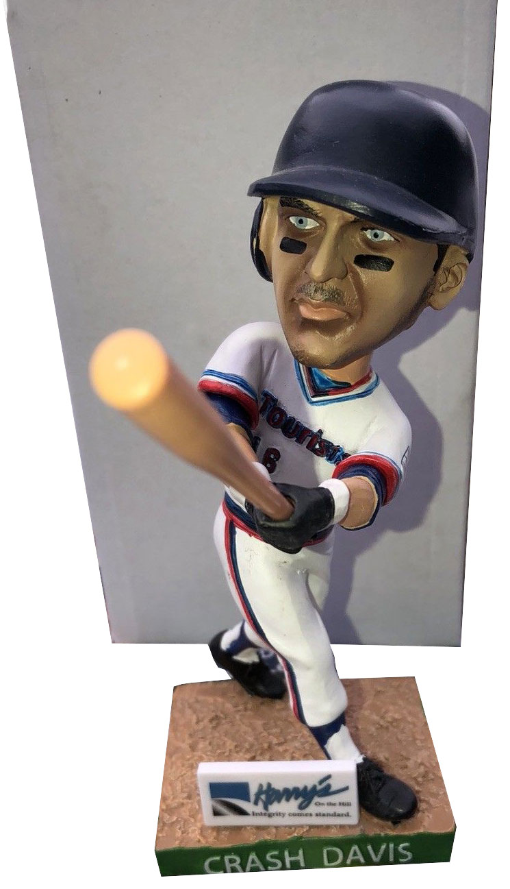 Crash Davis Bobblehead