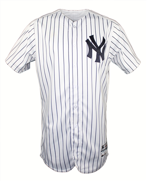 new product b45f5 fd107 Jersey Gleyber Torres Wore for His First MLB Hit Up for Auction