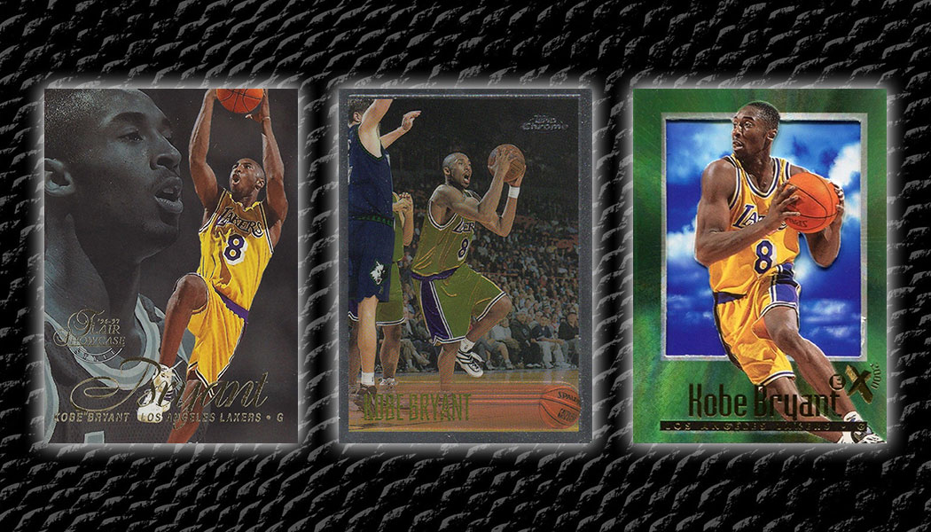Most Valuable Kobe Bryant Rookie Cards Ranked