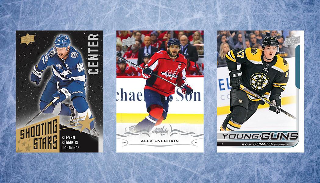 Hockey Card Steven Stamkos 2018-19 Upper Deck # 159 Mint