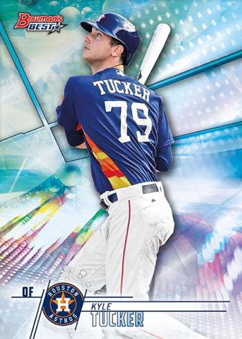 2018 Bowman's Best Baseball Top Prospects