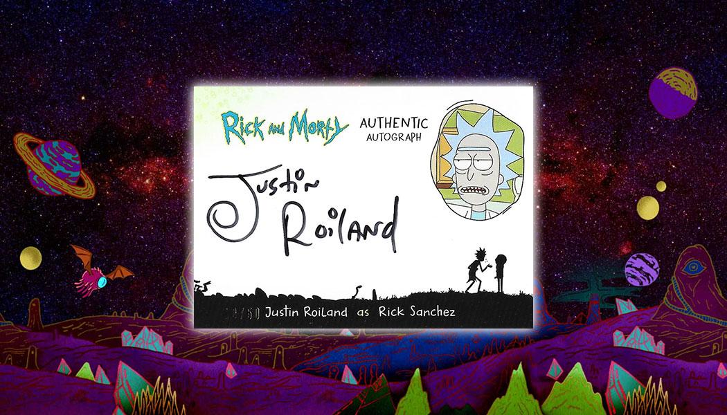 rick and morty 2018 wall calendar