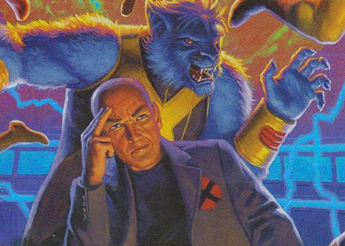 2018 Fleer Ultra X-Men Connected Image