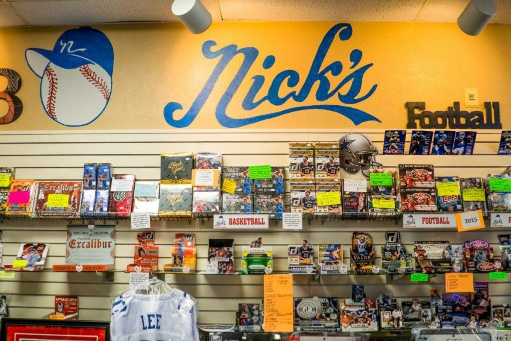 f2c3631f5e0 Local Card Shop of the Week  Nick s Sports Cards   Memorabilia ...