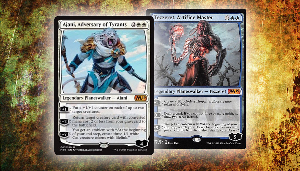 Top 5 Magic: The Gathering Core Set 2019 Cards