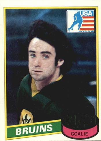 1980-81 Topps Jim Craig RC
