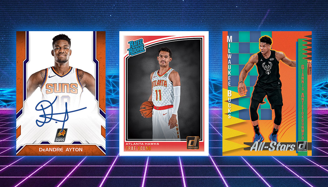 2018 19 Donruss Basketball Checklist Team Set Lists