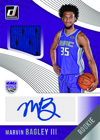 771bb201e Going beyond rookies are Timeless Treasures autograph memorabilia cards and  Significant Signatures. There are also Dominators Signatures and the  similarly ...