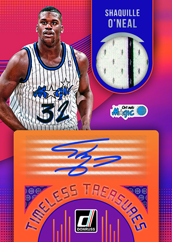 Hits can be found on the retail side of 2018-19 Donruss Basketball as well.  In fact 4d30fd242