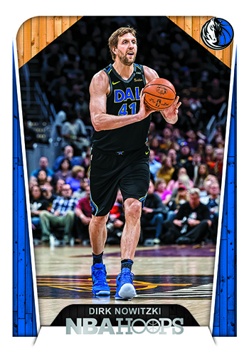 2018-19 Panini NBA Hoops Basketball Base