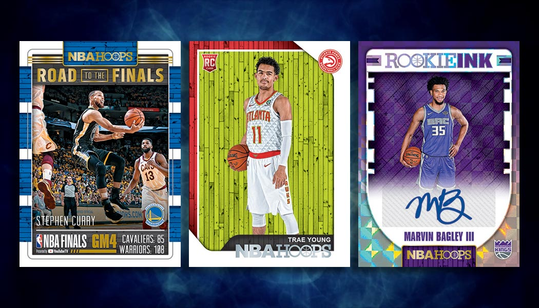 2018 19 Panini Nba Hoops Basketball Checklist Team Sets