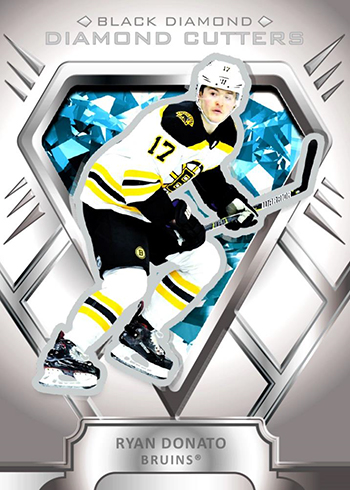 2018-19 Upper Deck Black Diamond Hockey Diamond Cutters