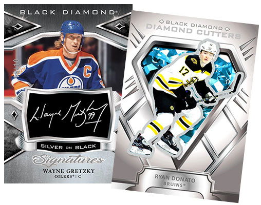 3d3db8236 2018-19 Upper Deck Black Diamond Hockey is sticking with the quality over  quantity approach it adopted three years earlier.
