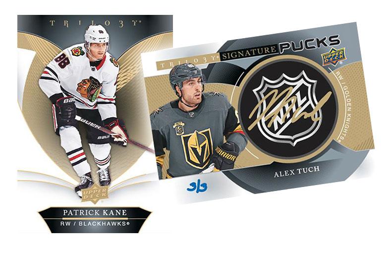 2018-19 Upper Deck Trilogy Hockey