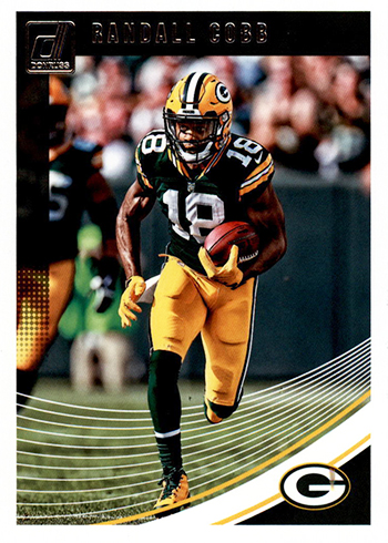 2018 Donruss Football Randall Cobb