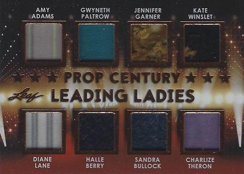 2018 Leaf Metal Pop Century Prop Century 8