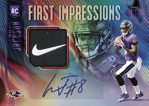 2018 Panini Illusions Football First Impressions